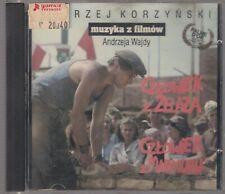 ANDRZEJ KORZYNSKI MUZYKA Z FILMOW ANDRZEJA WAJDY 1993 INTERSONUS FRANEK KIMONO