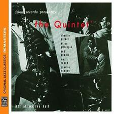 Charlie Parker Dizzy Gillespie Bud Powell Charles Mingus Max Roach - Th (NEW CD)
