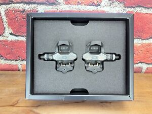 SRM LOOK EXAKT Dual Side Power Meter Pedals w/ Box and Tools (Exact)