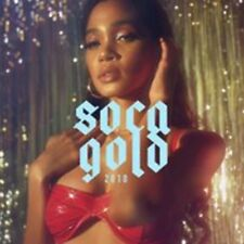 Soca Gold 2018 - New CD Album - Pre Order 25th May