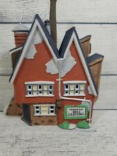 Retired Department 56 Yankee Jud Bell Casting Heritage Coll New England Village