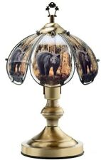 black bear Theme touch Lamp 14 inch