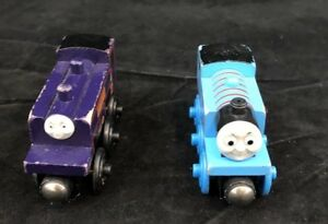 Thomas Tank Engine Friends Wooden Culdee 1997 Britt Allcroft