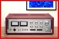 ACCUPHASE AMPLIFIER AMP E-202 TUNER T-101 INSPECTION SERVICE CHERISH44