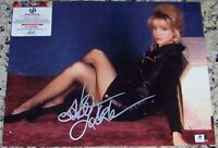 SALE PLEASE READ! Heather Locklear Signed Autographed 11x14 Photo GA GAI GV COA*
