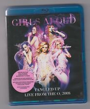 Girls Aloud - Tangled Up Tour 2008 (Blu-ray, 2008) Live From The O2 In Concert