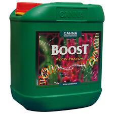 Canna Boost Accelerator 5L Litre Bloom Flower Stimulator Improve Quality Yield