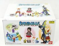 Bandai Gashapon Pokemon Scale World Galar Region Mini Figure Complete Full Set