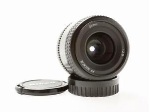 Nikon AF Nikkor 35mm F/2 D Lens