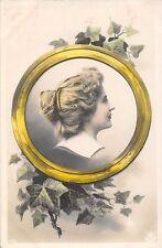 POSTCARD   GLAMOUR  FRENCH  ART  NOUVEAU   MUSTERSCHUTZ  Serie  196  No 5