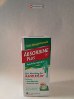 Absorbine Jr Plus Pain Relieving Liquid - 4 oz
