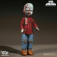 "Living Dead Dolls- Dawn of the Dead Plaid Shirt Zombie 10"" Doll"