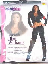 Size M/10-12 Women's Blair Williams Terminator Costume Cosplay Halloween Party