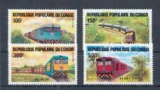 Eisenbahn - Lokomotiven  Kongo  963 - 66  **  (mnh)