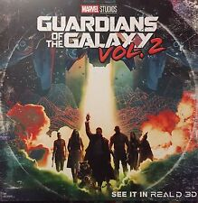 2017 Marvel GUARDIANS OF THE GALAXY vol. 2 PROMO movie POSTER 1st Showing Event