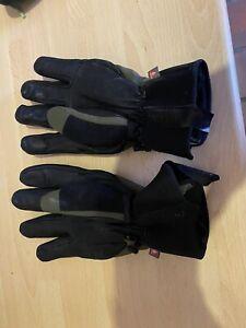 Sealskin Gloves. Mountain. Leather Palms. V Good Condition (men)