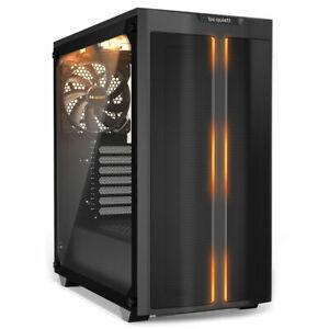 be quiet! Pure Base 500DX RGB Case Black