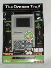 THE OREGON TRAIL ELECTRONIC HANDHELD PORTABLE GAME TARGET EXCLUSIVE BRAND NEW