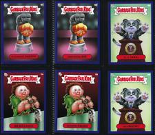 Blue Parallel September Week 4 SP Garbage Pail Kids Bizarre Holidays 10 card set