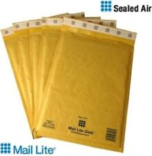 Mail LIte Bubble Lined Mailers Envelopes, Size E/2, 220 x 260mm, 10 per pack