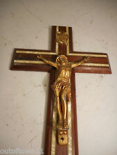Antique Crucifix , Cross , Jesus   , ref1/my1235