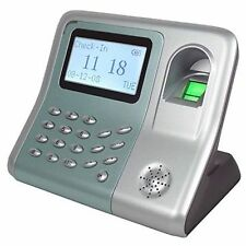 Biometric Fingerprint Access Attendance System TC200 - HEAVILY DISCOUNTED