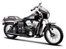"Sons of Anarchy ""TIG"", 2006 Harley Davidson FXDBI Dyna Street Bob 1:18"