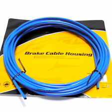 Jagwire 25 feet 5mm Brake Cable Housing with Lubricated inner Tube, Blue, E96