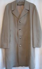 London Fog Trench Coat Men's 40 Regular Heavy Fully Lined