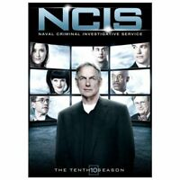 New Sealed NCIS - The Complete Tenth Season DVD 10