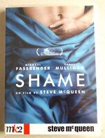 SHAME - Michael FASSBENDER - dvd Très bon état