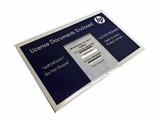 New HP 582765-B21 IC FIO Nm 1-Svr 24x7 Support Pack ILO Advanced