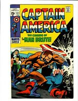 Captain America #121 VF/NM OUTSTANDING GRADE! FREE SHIPPING!