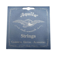 GUITAR STRINGS AQUILA ALABASTRO CLASSICAL GUITAR - NORMAL TENSION - BASSES - 21C