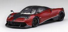 Pagani Huayra Pacchetto Tempesta 2016 Rosso Monza TRUE SCALE 1:43 TSM430185