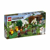 New LEGO Minecraft The Pillager Outpost - 21159 Brand New Kids Christmas Gift FF