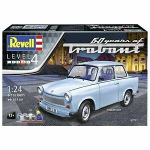 Revell 1/24 60 Years Of Trabant Trabant 601 Kit (New)