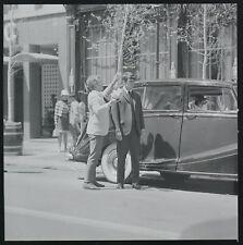 Vintage 1970s 8 Film Negatives Movie Filming Belli Building Montgomery St. S.F.