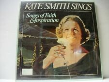 Kate Smith Sings Songs of Faith & Inspiration  LP SEALED  RDA-194/D