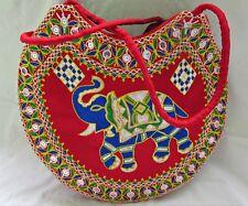 Vintage Embroidery Shoulder Bags Indian Boho Embroidered Bag traditional