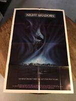 MUTANT Original Movie Poster 1984 Georgia Creature Horror Zombies