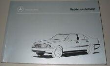 Betriebsanleitung Mercedes C-Klasse W 203 C 180 200 220 230 Kompressor + Diesel!