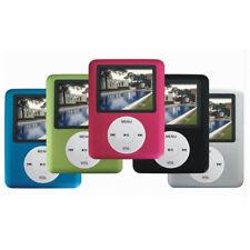 MP4 PLAYER 4GB MP3 LETTORE 8GB 16GB 32GB AUDIO VIDEO FOTO RADIO FM  UNICO!!q