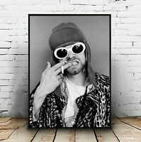 Wall Quote I/'m gonna be a superstar musician kill myself and go KURT COBAIN