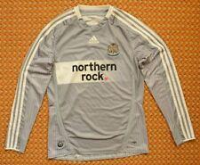 2008 - 2009 Newcastle United, Third long sleeve Shirt by Adidas, mens Small