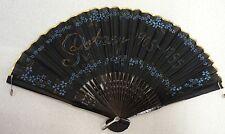 1905-1955 Rotary Folding Silk Fan