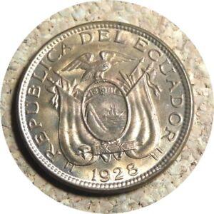 elf Ecuador 1 Centavo 1928