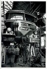 Photo Sebastiao Salgado - France National Railroad - 1989 -