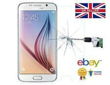 Samsung Galaxy S5 & S6 100% película protectora de pantalla de vidrio templado genuino