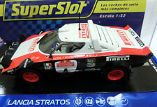 Lancia Stratos San Remo Rally 1978 Markku Alen 1/32 Superslot H3931